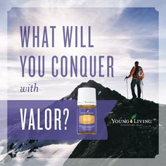 Learn more about enhancing your spiritual awareness with Valor essential oil and the many health benefits associated with essential oils.  Many people around the globe are getting healthier everyday without harmful substances that weaken the body.  Essential oils are a vital part of healthy living.     http://static.youngliving.com/info-graphics/en-us/conquer-valor/conquer1.jpg