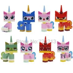 Recommended For You Cartoon Toys, Bricks, Kitty, Cats, Models, Building, Coupon, China, Gatos