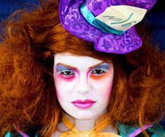 Mad Hatter Inspirations On Pinterest | Mad Hatter Makeup Mad Hatters And Doe Deere