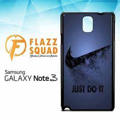nike 3d wallpaper X4602 Samsung Galaxy Note 3 Case