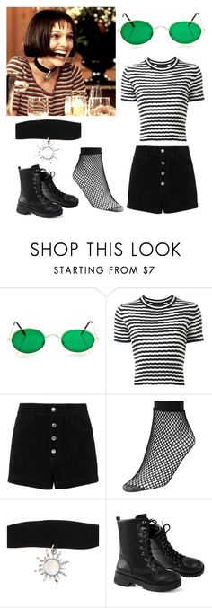She just want revenge by wtfgigiz on Polyvore featuring moda, Proenza Schouler, rag & bone, Witchery, Hot Topic and Replay