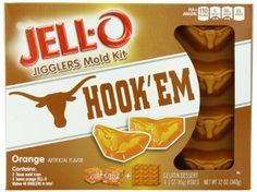 JELL-O University of Texas Mold Kit, 12 Ounce Jell-O http://www.amazon.com/dp/B00DVUSOTU/ref=cm_sw_r_pi_dp_0r1jub1DP1XN3