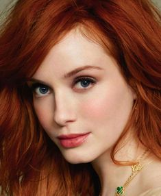 Christina Hendricks - Added to  Beauty Eternal  - A collection of the  most beautiful women.