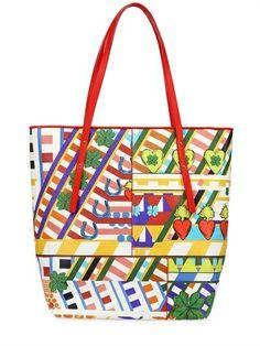 borsa-shopping-in-pelle-multicolor-azzurra-gronchi   #borse #bags #springsummer #springsummer2014 #primaveraestate #primaveraestate2014 #purses #borsa
