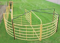 For-Most Livestock Equipment | Corral Panels and Bow Gates