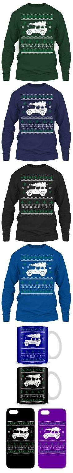I need this sweater!! Love 4x4?Then Click The Image To Buy It Now or Tag Someone You Want To Buy This For.