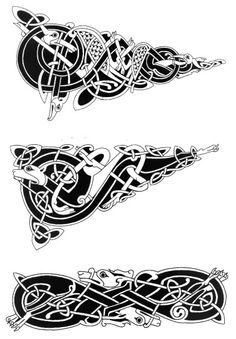 Celtic tattoo designs #celtic #tattoos