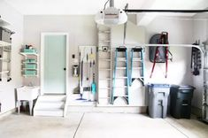 7 Tips To Help Organize Your Garage - Jennifer Ford Berry