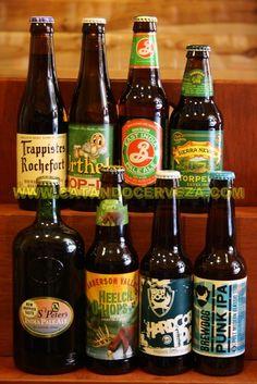 Una cuidada selección de nuestras mejores cervezas agresivas, muy especiales, no aptas para todos los públicos, compuesta por cervezas de diferentes países. Pack Cerveza Agresiva #cervezaipa