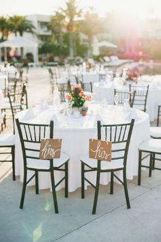 Bride and groom chairs: http://www.stylemepretty.com/destination-weddings/2014/10/03/dia-de-los-muertos-wedding-at-loreto-mexico/ | Photography: Onelove Photography - http://www.onelove-photo.com/
