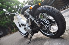 "Street Cub "" Stronghold "" by Newspeed Garage"