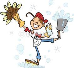 Limpiar dibujo animado buscar con google clean - Como limpiar una casa a fondo ...
