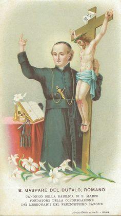 Blessed Gaspare del Bufalo, Romano