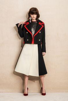 Fausto Puglisi Pre-Fall 2015 Fashion Show - Zlata Mangafic