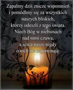 Poland, All Saints Day, Good Morning