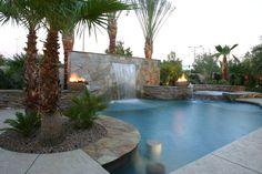 Paragon Pools Las Vegas - Paragon Pools, pool and spa builder