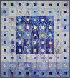 After the Ice Storm Quilt | Terry Kramzar