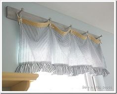 Curtains, Laundry room curtains and Peg boards on Pinterest