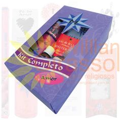 Kit Completo Para O Amor | Willian Girassol