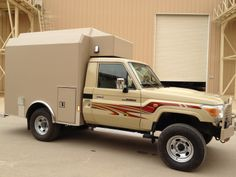 Military ambulance vehicles mandate operation under harsh combat environments. As a result, these military vehicles need to have special design and reinforcements to work efficiently under those Toyota 4, Armed Conflict, Rescue Vehicles, Ambulance, Toyota Land Cruiser, Cars And Motorcycles, Military Vehicles, Transportation, Automobile