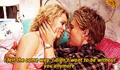 The Carrie Diaries | Sebastian and Carrie <3