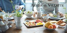 Astier de Villatte | Orne de Feuilles shop