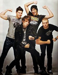 All Time Low my favorite band