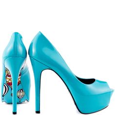 Sydney - Blue Patent, Taylor Says, 129.99, FREE 2nd Day Shipping!