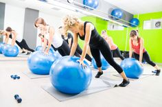 Add Bounce to Your Workout with Bosu Balls and Exercise Balls!