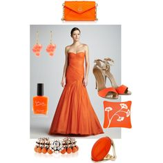 """Operation Orange"" by thegirlwhono-oneknows on Polyvore"