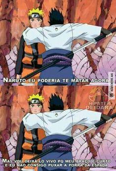 Coitado do Sasuke Anime Naruto, Minato Y Naruto, Naruto Uzumaki Shippuden, Naruto Funny, Naruto Shippuden Sasuke, Itachi Uchiha, Sasunaru, Naruto Meme, Narusasu
