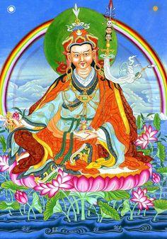 Padmasambhava (Guru Rinpoche) │ 蓮花生大士