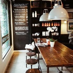 Coffee Shop| Design.