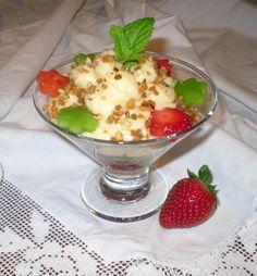 RECETAS DE MI MADRE Y MIAS: Macedonia de frutas con crema pastelera