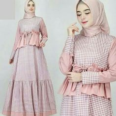 Abaya Fashion, India Fashion, Fashion Dresses, Abaya Designs, Blouse Designs, Muslim Long Dress, Moslem Fashion, Hijab Trends, Islamic Fashion