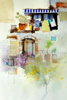 Picture Composition - John Lovett - Watercolor Workshop - FANTASTIC ARTICLE! John is so generous to share!