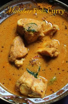 Saturday means it should be fish in my house, i usually make this  and this  curry. Because my hubby like a coconut based fish curry th...