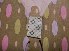 Borboletas de papel com molde e passo a passo