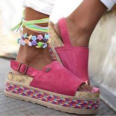 Sandalias Indias Verano 2017 - Tendencias en Zapatos por Anca & Co - El Bazar