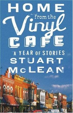 Home from the Vinyl Cafe: A Year of Stories by Stuart McLean http://www.amazon.ca/dp/0743270002/ref=cm_sw_r_pi_dp_OM0Dvb084E6RW