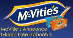 McVitie's announce Gluten Free Hobnobs!