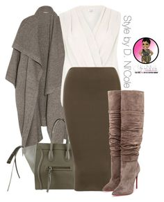 """""""Untitled #2737"""" by stylebydnicole ❤ liked on Polyvore featuring STELLA McCARTNEY, River Island and Christian Louboutin"""