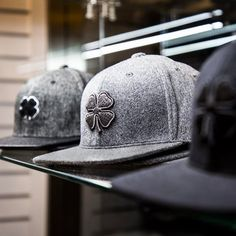 Black Clover Hats, Hoodies, T-Shirts, Beanies, & Belts Black Clover Hats, Company Swag, Dope Hats, New Era Cap, Fitted Caps, Lifestyle Clothing, Outfits With Hats, Mens Caps, Snapback Cap