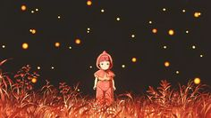 火垂るの墓 [Grave of the Fireflies] (1988), by Isao Takahata