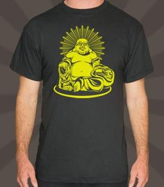 Happy Buddha | 6DollarShirts #do want