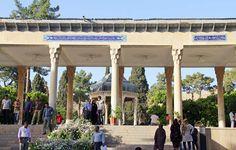 Tomb of Hafez, Shiraz, İran