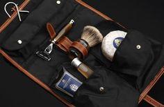 Grooming Gentleman's Essentials Shaving & Grooming, Beard Grooming, Wet Shaving, Men's Grooming, Shaving Kits, Barber Shop Decor, The Art Of Shaving, Its A Mans World, Classic Man
