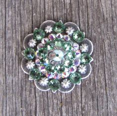 CUSTOM DESIGNED CONCHOS Lets have some fun designing your next custom made piece exclusively from Diamond B Jewelry!Choose a design, choose your colors & let me know what you want! Necklace, Pendant, Belt, addition to your headstall or breast collar. Headstalls For Horses, Sewing Trim, Horse Tack, Have Some Fun, Craft Supplies, Cool Designs, Custom Design, Brooch, Diamond