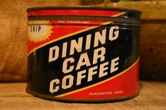 Dining Car Coffee
