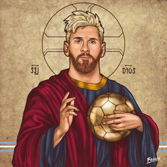 The God of Football messi Cristiano Ronaldo, Messi And Ronaldo, Messi 10, Messi Fans, Ronaldo Real, Meme Messi, Neymar, Barca Real, Real Madrid And Barcelona